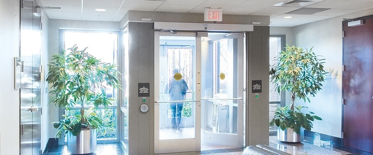 Automatic Doors and Openers